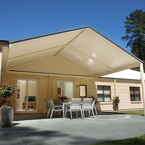 Venture Outdoor Gable Patios