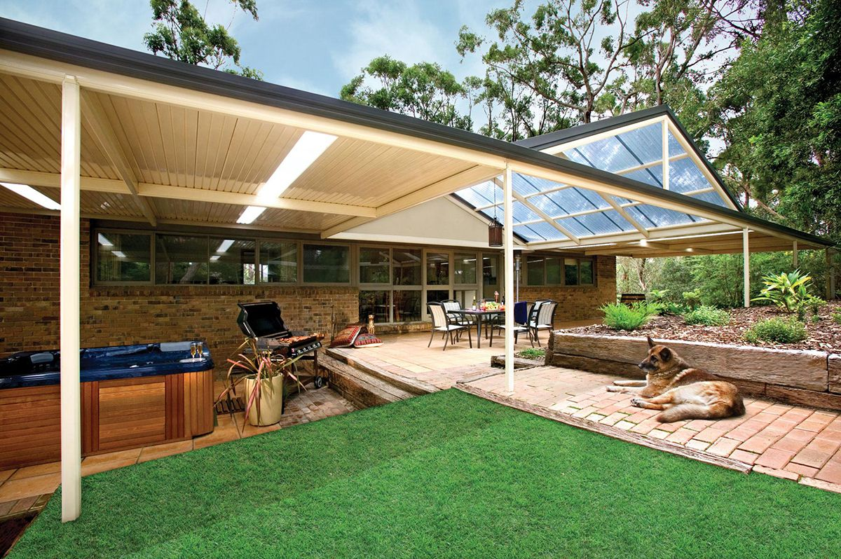 Gable Patio Perth | Dome Patios Perth