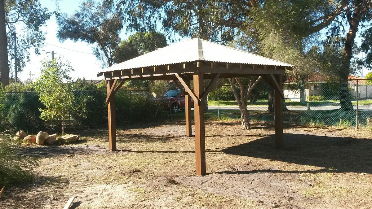 DIY Patios Perth | DIY Pergola